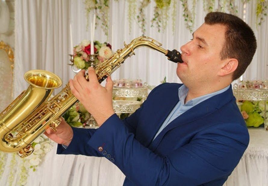 Фото 18349758 в коллекции Фото - Саксофонист Игорь Воробьев