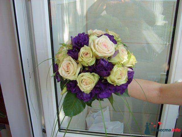 Букет невесты - фото 108521 Подружка невесты - свадебный организатор и распорядитель