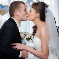 Свадебное торжество Сергея и Анны