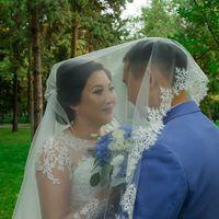 Фотосессия свадьбы в Алматы