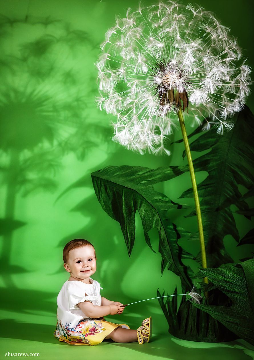 Фото 18368850 в коллекции Детские фотосессии - Фотостудия Елены Слюсаревой
