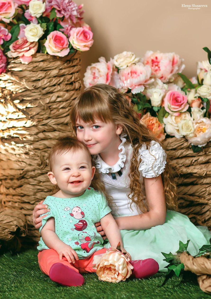 Фото 18368862 в коллекции Детские фотосессии - Фотостудия Елены Слюсаревой