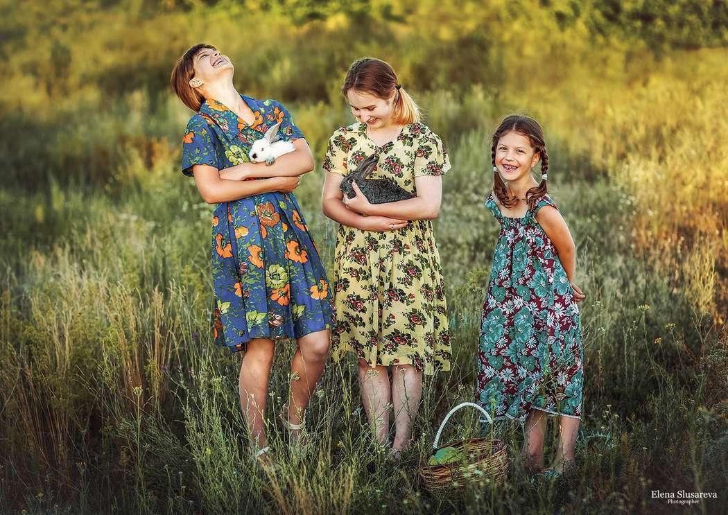 Фото 18368896 в коллекции Семейные фотосессии - Фотостудия Елены Слюсаревой