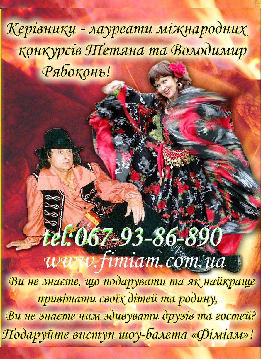 """Фото 843305 в коллекции Мои фотографии - Шоу-балет """"Fimiam"""""""