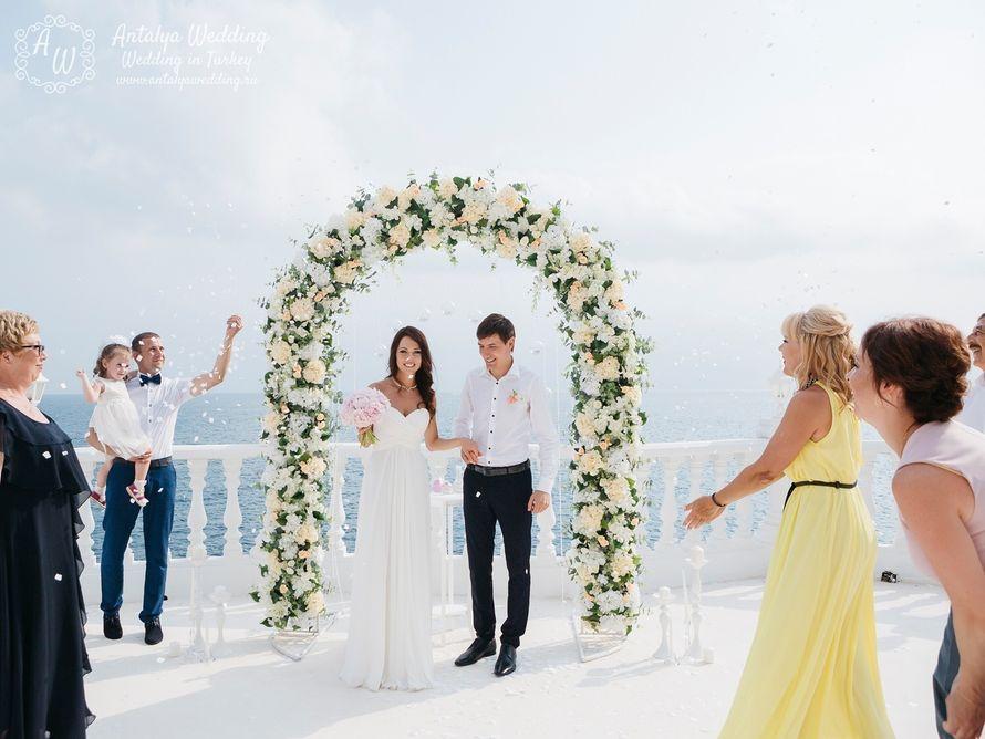 Фото 18458406 в коллекции Antalya Wedding - Antalya Wedding - свадебное агентство