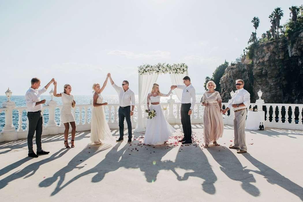 Фото 18458456 в коллекции Свадебная церемония в Турции - Antalya Wedding - свадебное агентство