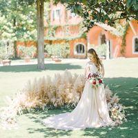 Идея свадебной арки