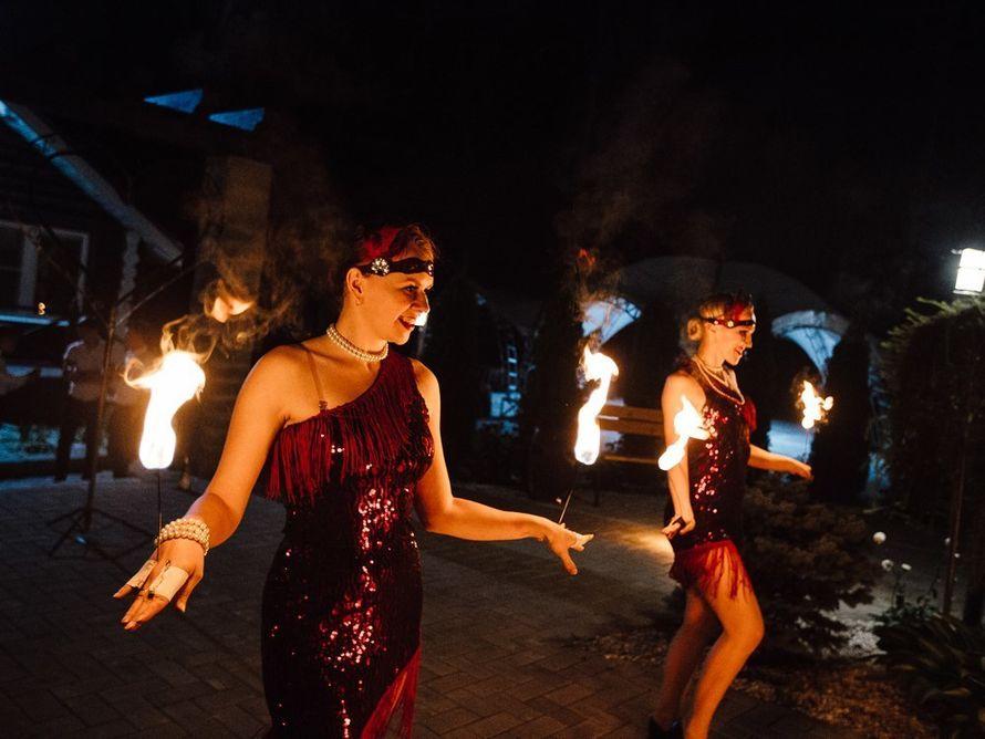 Фото 18525916 в коллекции Огненное шоу - Chameleon Show Group - шоу-программа