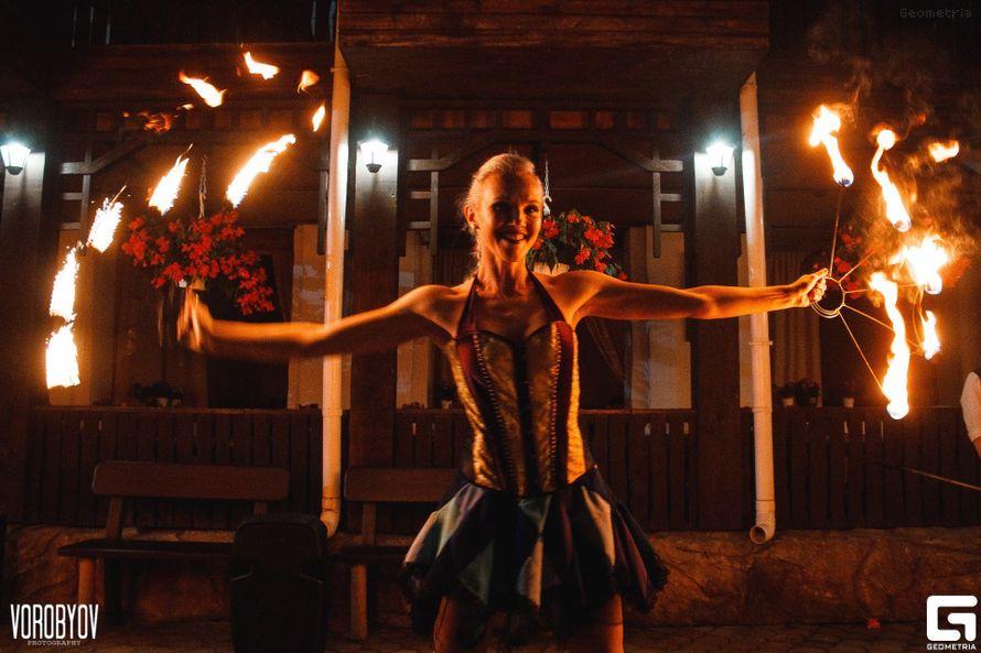 Фото 18525926 в коллекции Огненное шоу - Chameleon Show Group - шоу-программа