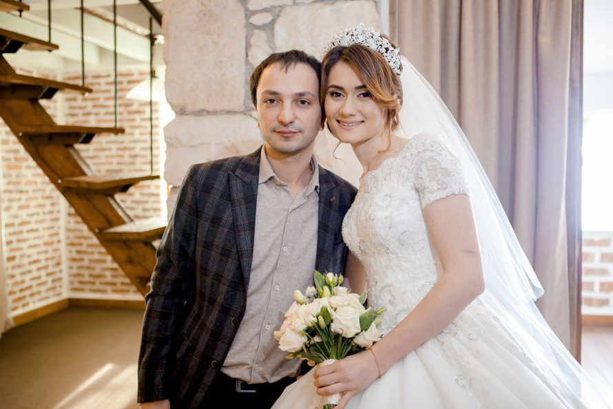 Фото 18541932 в коллекции Свадьба Денис и Эля - Eva wedphoto - фотосъёмка
