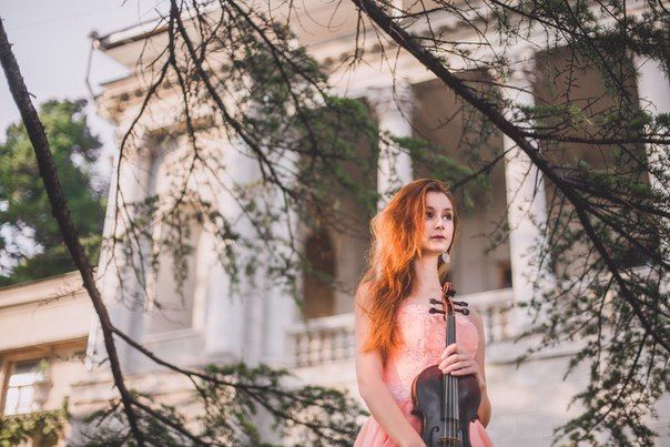 Фото 18571666 в коллекции Акустическая скрипка - Скрипачка KasandRA