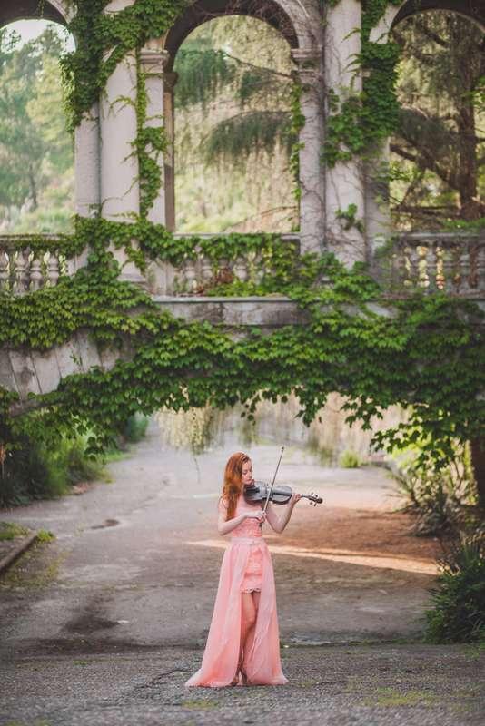 Фото 18574136 в коллекции Акустическая скрипка - Скрипачка KasandRA