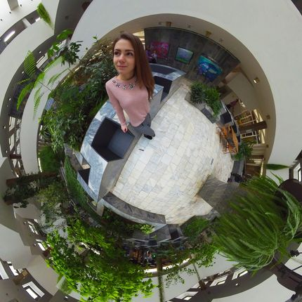 3D VR Фотосъёмка + создание клипа Love story