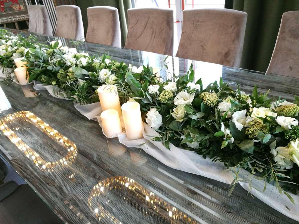 """Фото 19934647 в коллекции Флористическое оформление свадеб - Бюро флористики и декора """"Лист"""""""
