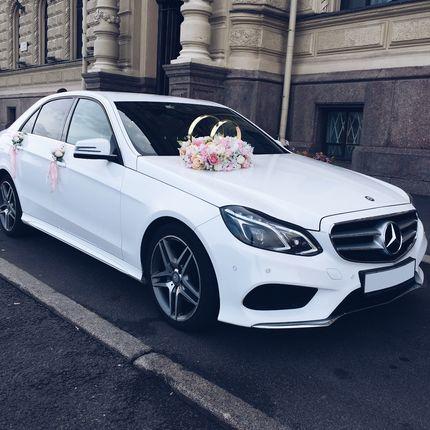 Аренда автомобиля с водителем Mercedes-Benz E-Class AMG