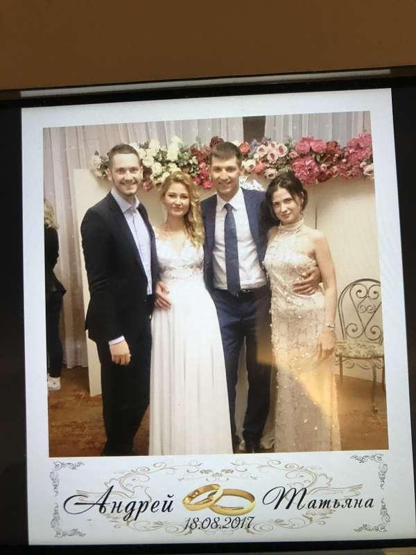 Фото 18617866 в коллекции Моментальные фото на свадьбе - Инстапринтер ННов - аренда оборудования