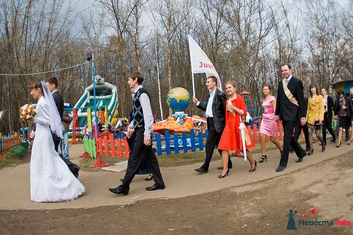 Фото 94087 в коллекции Свадьба 16.04.2010 - Дарьяночка