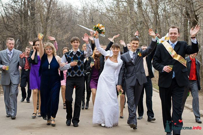 Фото 94174 в коллекции Свадьба 16.04.2010 - Дарьяночка