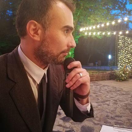 Проведение свадьбы, 6 часов с художником по звуку