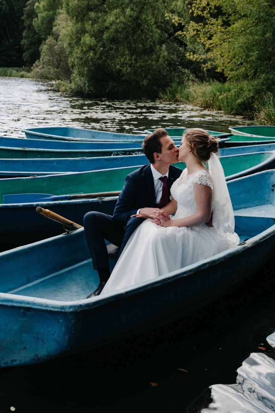 Свадебная фотосессия в кузьминках