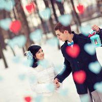 Оформление свадебной съемки