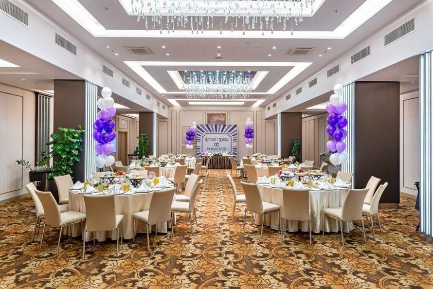 Максимально до 100 человек на свадебный банкет - фото 19080518 Ресторан Great Room Moscow