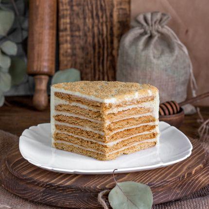 Торт Медовый, 1 кг.