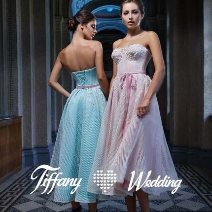 Коктейльное платье для подружек невесты