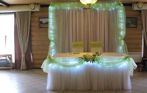 """Фисташковая свадьба. Ресторан """" Телега""""  - фото 1126681 Amor Amor свадебная мастерская декора"""