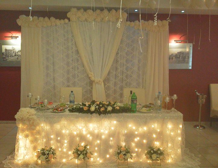 Ажурное оформление - фото 2258248 Amor Amor свадебная мастерская декора