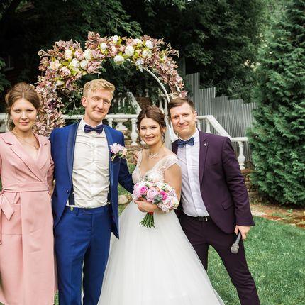 Проведение свадебного банкета, 6 часов