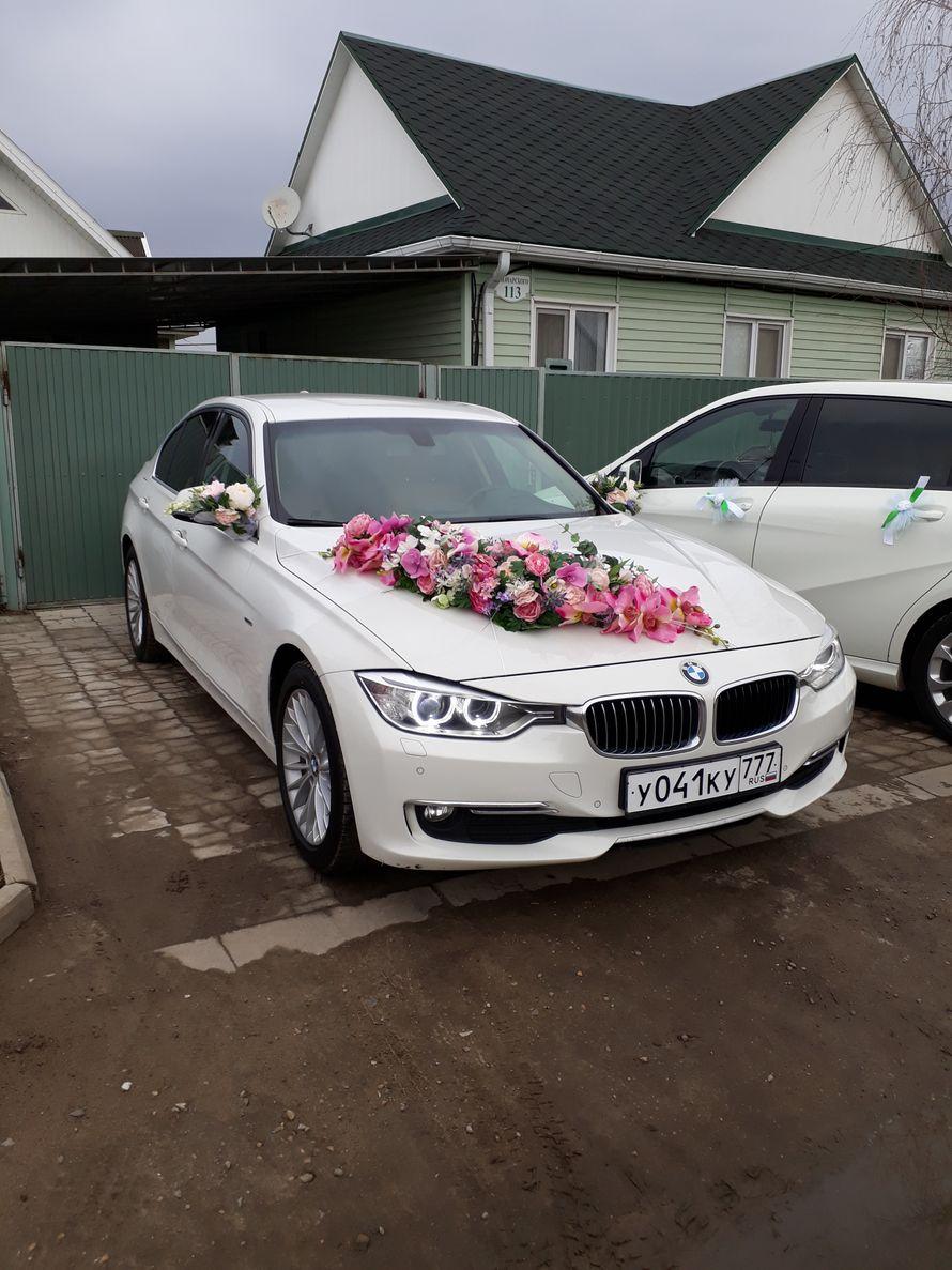Фото 18828200 в коллекции Свадебный автомобиль - BMW 320d - аренда авто