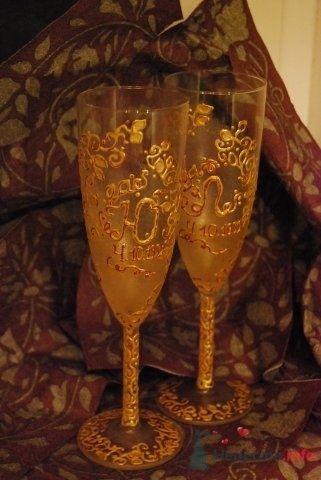 Фото 57288 в коллекции Бокалы под шомпанское