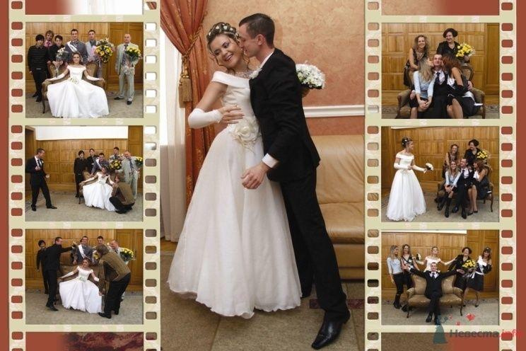 Фото 57375 в коллекции Свадебная книга