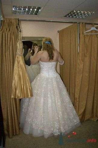 Фото 57335 в коллекции Свадьба: примерка платья - Невеста01