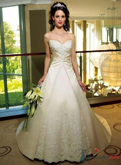Фото 75256 в коллекции платья - Невеста01