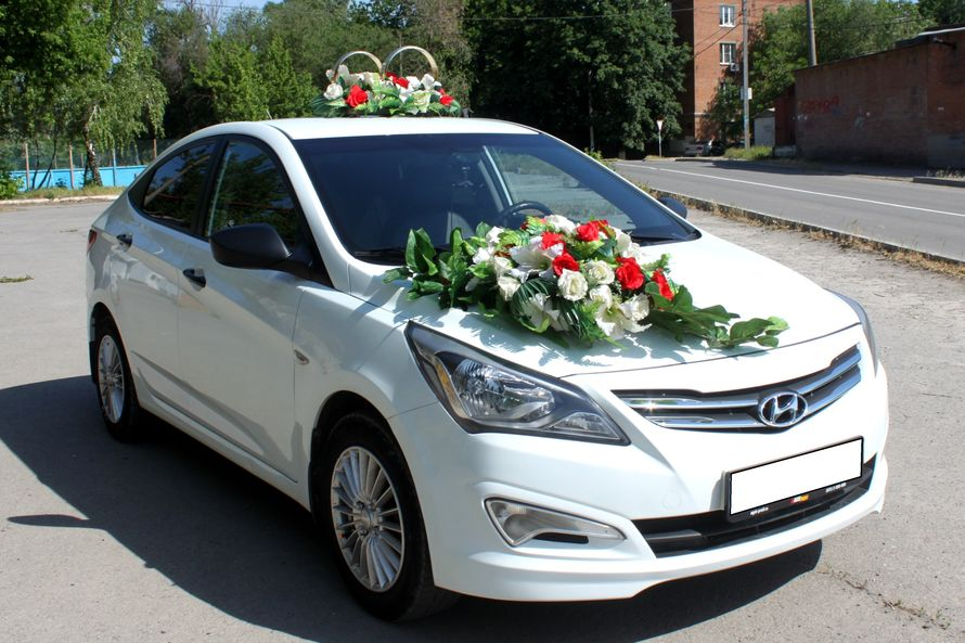 Hyundai Solaris - фото 18851500 WeddingCar - аренда авто