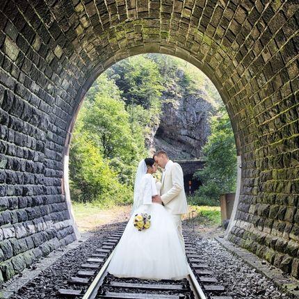 Фотошоп свадьбы, 50 кадров