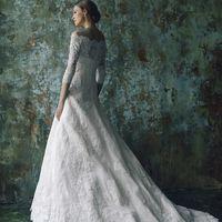 свадебное платье-модель 13496