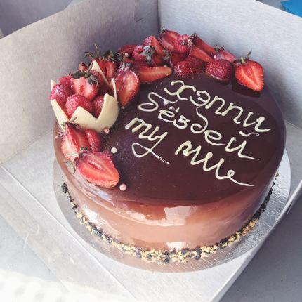 Муссовые торты, 1кг