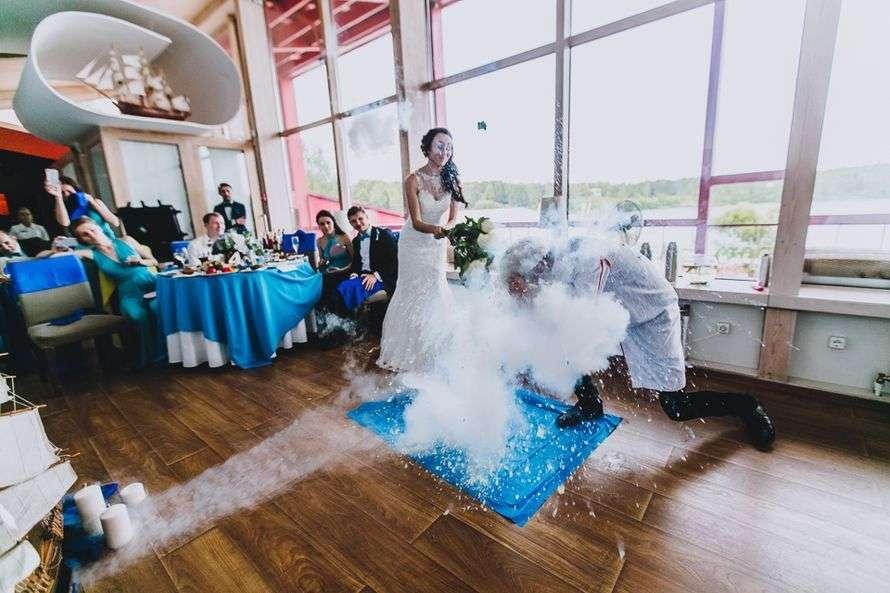 Фото 18914388 в коллекции Свадьбы у воды - Festum - свадебное агентство