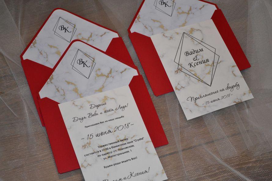 Фото 18926264 в коллекции Портфолио - Wedding printing - свадебная полиграфия