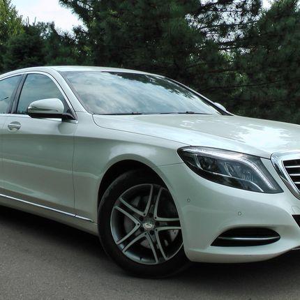 Mercedes S222 в аренду