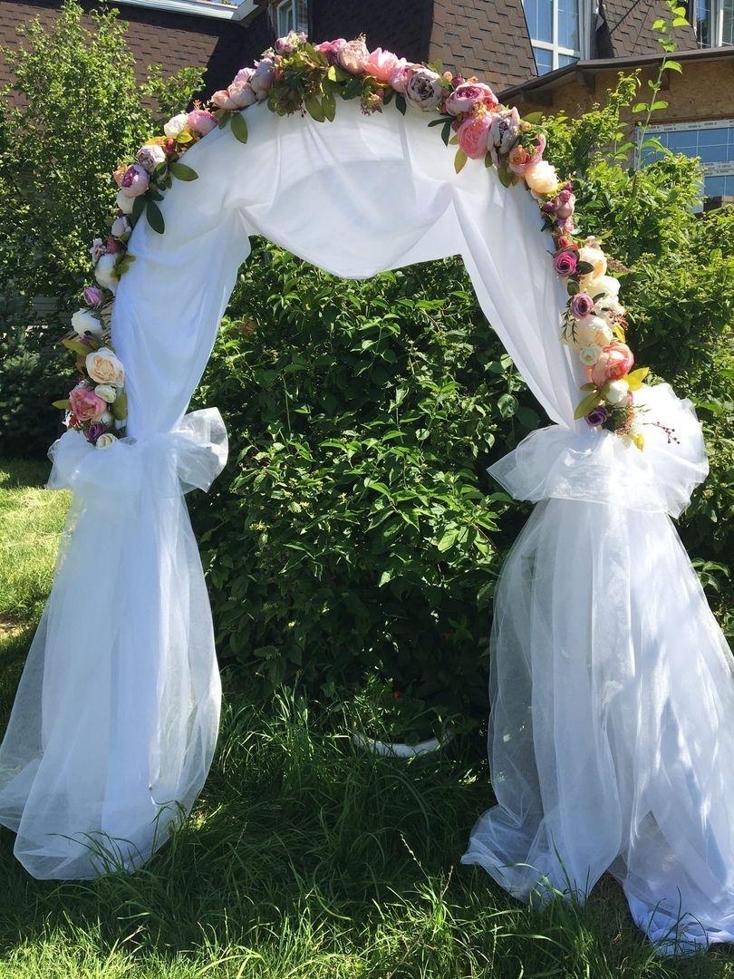 Фото 19742745 в коллекции Аренда свадебного декора - Art flowers - свадебное агентство