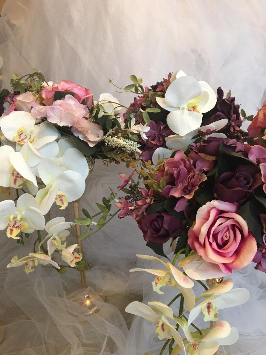 Фото 20045009 в коллекции Аренда свадебного декора - Art flowers - свадебное агентство