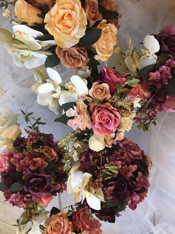 Фото 20045011 в коллекции Аренда свадебного декора - Art flowers - свадебное агентство