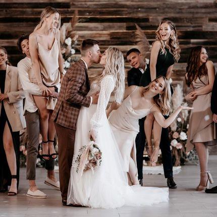 Проведение свадебной вечеринки - пакет 3