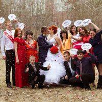 Моя самая рыжая невеста! Огонь!