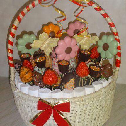 Подарочные фруктовые корзины