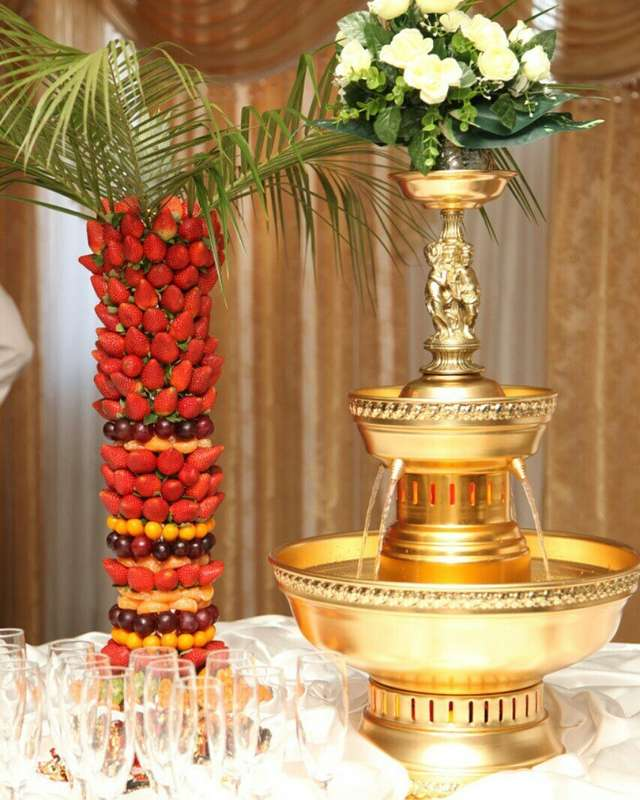 """Фото 15753002 в коллекции Корзины подарочные.Фруктовые композиции - Кондитеры """"Шоколадная радуга"""""""